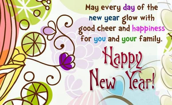 Happy New Year 2018 Quotes : Happy New Year Quotes for Friends ...