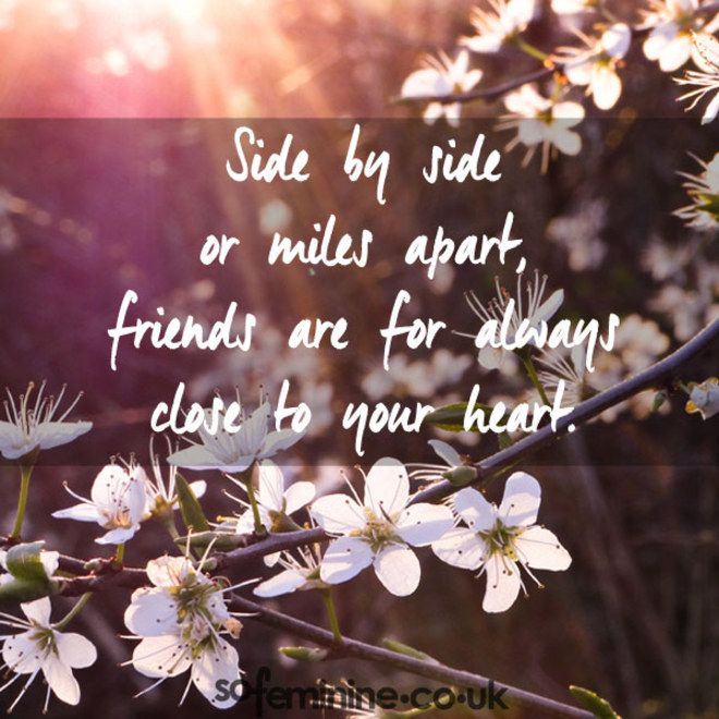 Friendship Quotes 100 Friendship Quotes Every Bff Needs To Hear