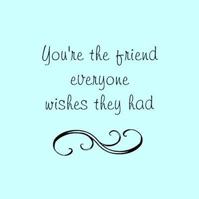 friendship quotes friend quote magnet your daily