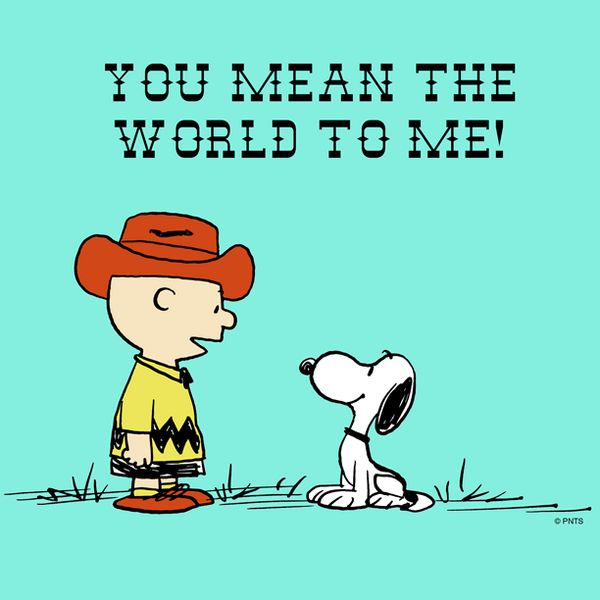 Friendship Quotes : Charlie Brown and Snoopy - SoloQuotes ...